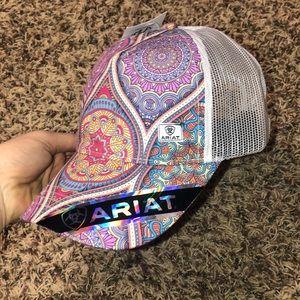 7b13115e76c5f Accessories - Paisley ariat women s ball cap